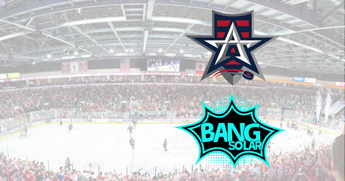 Allen Americans Announce New Long-Term Partnership With Bang Solar