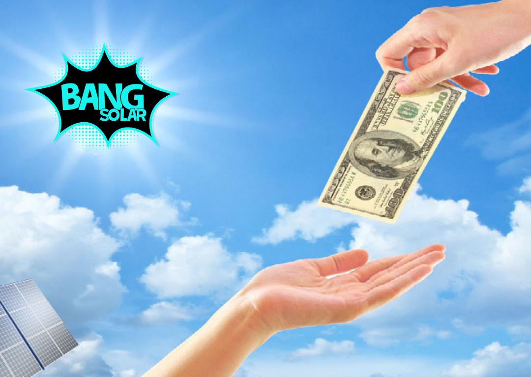 Solar Rebates & Giveaways