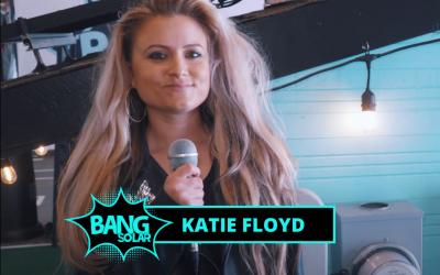 Meet The New Face of Bang Solar – Katiy Floyd