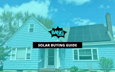 Bang Solar's Solar Buying Guide